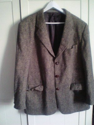 Hugo Boss Wool Blazer multicolored