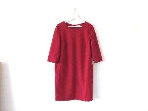 wie neu Kleid Tunika BAF Gr. 40 beere weinrot zu leggings