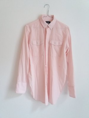 G-Star Shirt met lange mouwen rosé-lichtroze