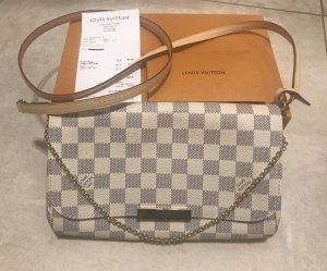Wie neu!!! Louis Vuitton Favorite MM Azur