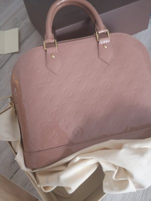Louis Vuitton Borsetta color oro rosa-rosa antico