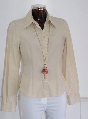 wie neu! M 38 - Benetton - perfekte Bluse für Job / Business - mit Stretch SONDERPREISE NUR DIESE WOCHE-ALLES MUSS RAUS ;-)