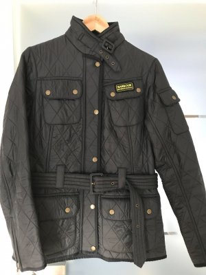 Wie neu! Moderne Barbour International Polarquilt Jacke