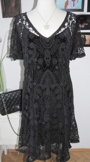 Wie NEU: Polo Ralph Lauren Spitzen Kleid S