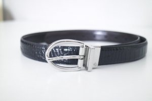 Lauren by Ralph Lauren Reversible Belt multicolored leather