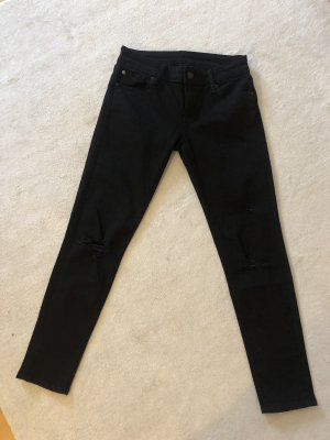 Wie NEU: Ralph Lauren Skinny Jeans black 25