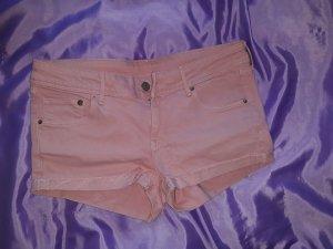 wie NEU rose rosa Shorts 36/38