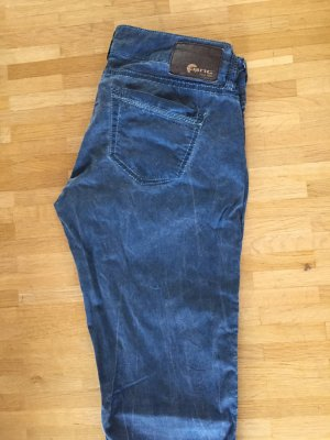 Wie neu: Skinny Pants in Jeans-Optik