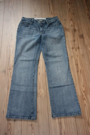 wie NEU Steet One Jeans / Damen / Gr. 40 Long / Denim / Bootcut