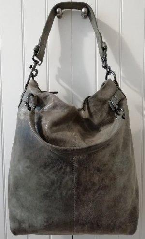 WIE NEU Tasche Bag Beutel GEORGE GINA & LUCY Leder Snake NP 199 €