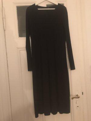 COS Abito jersey nero