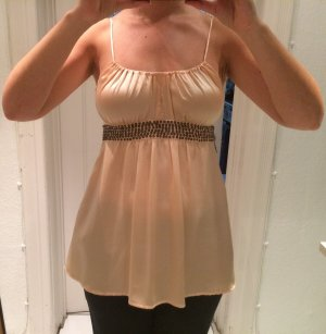 wie Neu!! Top in apricot