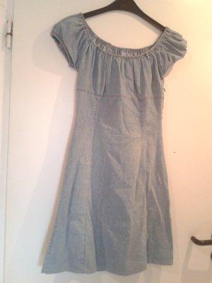 WIE NEU ! ungetragen !!   besonderes Jeans Kleid / Kleidchen / Jeanskleid ESPRIT DENIM