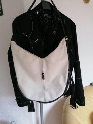 Wie Neu Xxl Goldpfeil Shopper Tasche Echt Leder Vintage Schultertasche Crossover