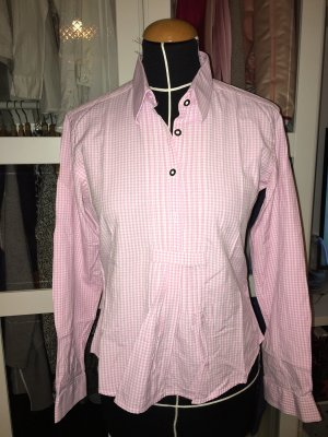 Almsach Traditional Blouse white-light pink