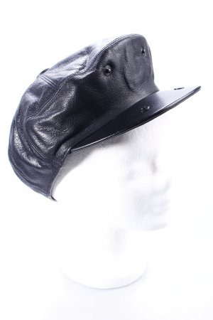 Wigens Béret noir style extravagant
