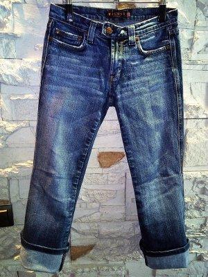 WIGOSI Jeans Bermudas in gr 27 Farbe Blau