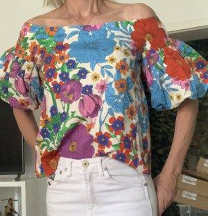 H&M Blouse Top multicolored