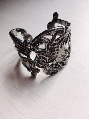 Wildfox armklemme Silber grau