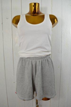 WILDFOX Damen Shorts Sweat-Shorts Sport Grau Jersey Gummizug Gr.S Neu!!!