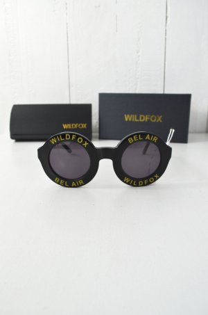 WILDFOX Damen Sonnenbrille Mod.Bel Air Col.Black Gold Blue Neu!