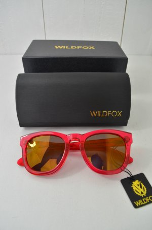 Wildfox Sunglasses brick red