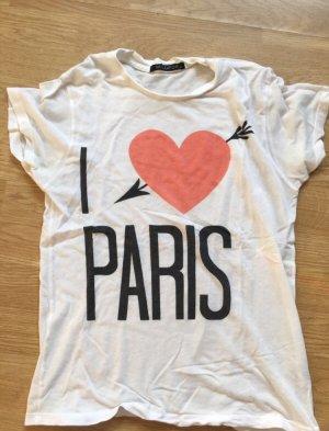 Wildfox I Love Paris t-Shirt