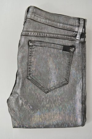 WILDFOX Jeans Skinny Mod.MARIANNE Col.WINDCHIMES Silber Changierend 31