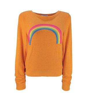 Wildfox Pullover Rainbow S neu