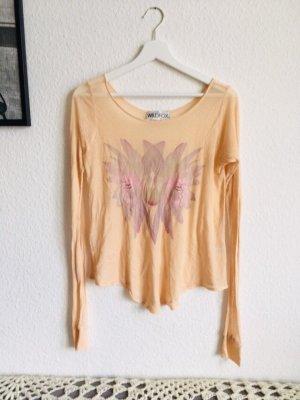 Wildfox Shirt Langarm Gr S Sommer