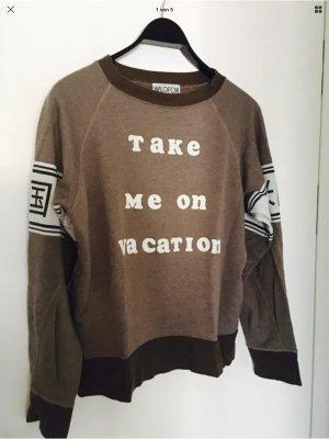 Wildfox Sweatshirt take me on vacation ❤️S❤️