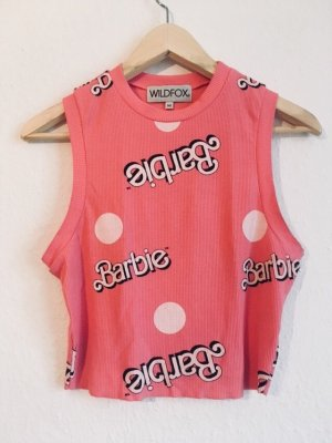 Wildfox Top Crop Barbie Gr S-M
