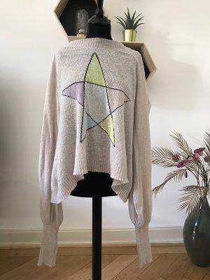 Wildfox Jersey de lana multicolor