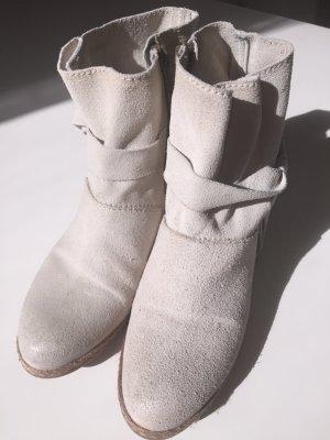 Wildleder Ankle Boots