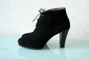 Wildleder-Ankle-Boots Gr. 39 von Paul Barritt New York