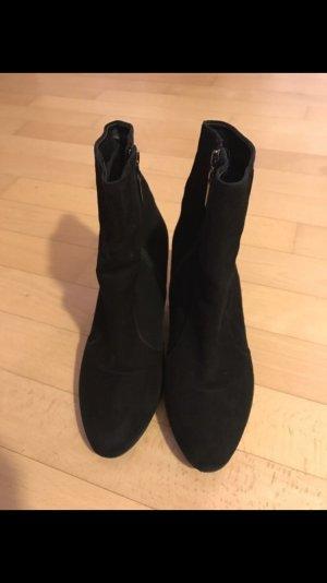 Wildleder ankle boots von Buffalo