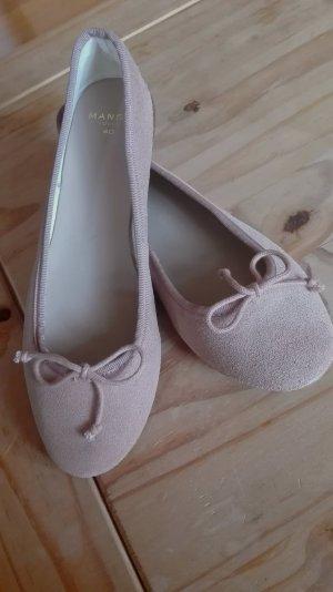 Wildleder Ballerinas