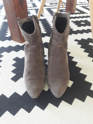 s.Oliver Low boot taupe