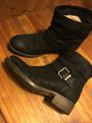 Wildleder Boots, 37