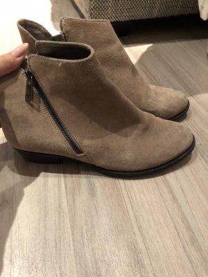Wildleder Boots 37