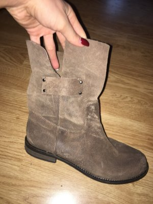 Wildleder Boots