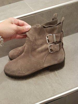 Wildleder Boots Gr. 36