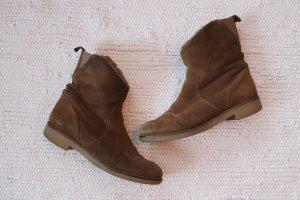 Wildleder Boots Gr. 38