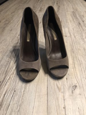Wildleder Buffalo High Heels Gr.40