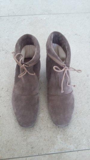 Wildleder CINTI Boots Gr.37 Boho Style von