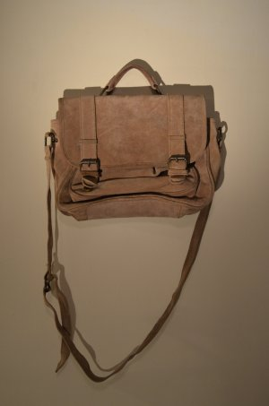 Zara Trafaluc College Bag multicolored leather