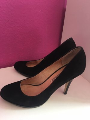 Wildleder high heels