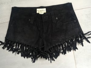 Wildleder hotpants Ralph Lauren