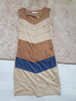 Wildleder Kleid