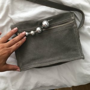 Zara Mini Bag grey-light grey